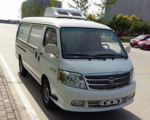 福田风景BJ5036XLC-V1冷藏保温车
