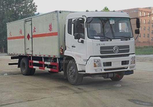 东风天锦9.6吨国五防爆车|民爆车
